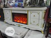 Quality Fire Place Tv Stand | Furniture for sale in Lagos State, Ojota
