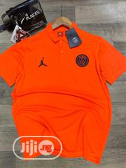 Paris Saint Germain (PSG) Official Polo Colar Neck | Clothing for sale in Lagos State, Lagos Island