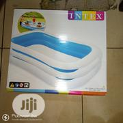 Intex Inflatable Swimming Pool Semi Family Size 2.62m X 1.75m X 56cm | Sports Equipment for sale in Lagos State, Surulere
