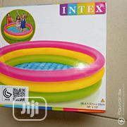 Intex Inflatable Round Pool Size 1.47 X 33cm | Sports Equipment for sale in Lagos State, Surulere