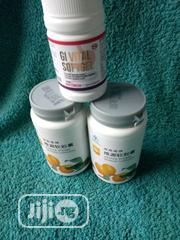Use Hypoglycemic Capsule With Gi Softgel to Treat Hepatitis Totally | Vitamins & Supplements for sale in Lagos State, Ojo