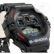 Casio G-shock Water Resistant Digital Black Dial Men'S Watch DW5900 | Watches for sale in Lagos State, Lagos Island