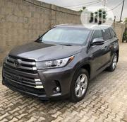 Toyota Highlander 2018 LE 4x2 V6 (3.5L 6cyl 8A) Gray | Cars for sale in Lagos State, Lekki Phase 2