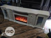 Quality Fire Place Tv Stand | Furniture for sale in Lagos State, Ikotun/Igando