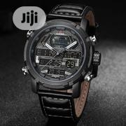 Naviforce Men Quartz Led Analogue Watch | Watches for sale in Abuja (FCT) State, Central Business Dis