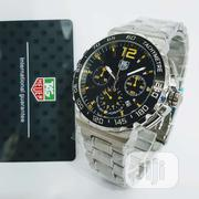 Best Quality Tag Heuer Designer Wrist Watch   Watches for sale in Lagos State, Magodo