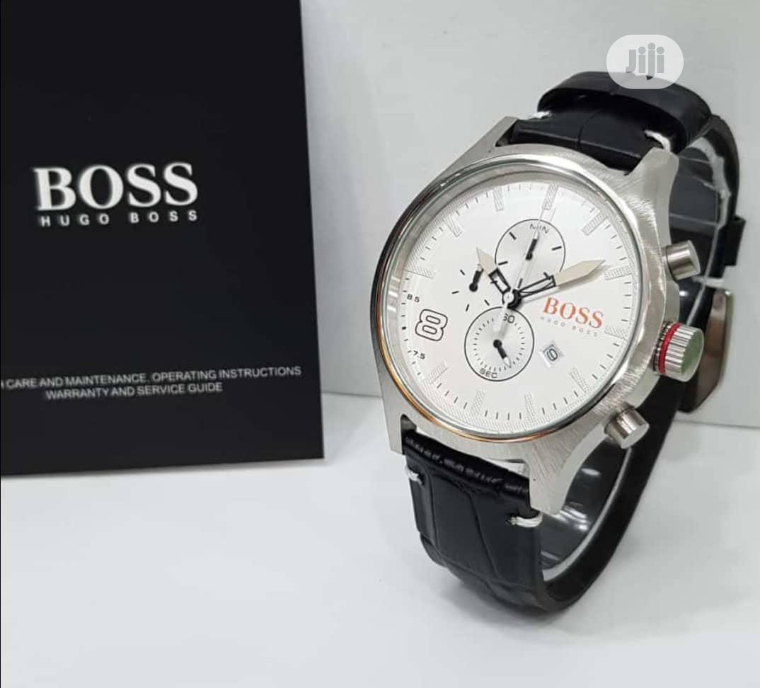 Best Quality Hugo Boss Designer Wrist Watch