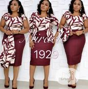 Female Office Short Gown | Clothing for sale in Lagos State, Lekki Phase 2