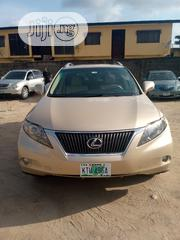 Lexus RX 2010 350 Gold | Cars for sale in Lagos State, Ifako-Ijaiye