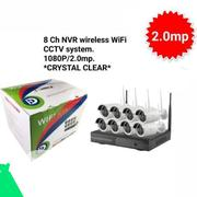 Wireless 8 Channels Nvr Kits | Security & Surveillance for sale in Lagos State, Ikeja