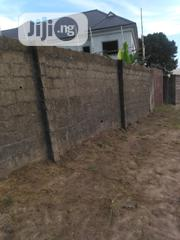 Fenced 3 Plots at Miniorlu With Livinchun Area on a Well Tarred Road | Land & Plots For Sale for sale in Rivers State, Port-Harcourt