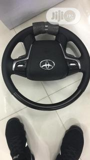 Steering Wheel for Toyota Prado and Land Cruiser 2018 | Vehicle Parts & Accessories for sale in Lagos State, Mushin