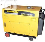 Firman Diesel Generator Come With A Number Of Engine Options. | Electrical Equipment for sale in Lagos State, Ojo