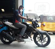 New TVS Apache 180 RTR 2019 Black | Motorcycles & Scooters for sale in Lagos State, Agege