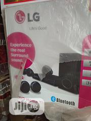 LG Home Theater System With DVD Player With USB Bluetooth | Audio & Music Equipment for sale in Osun State, Osogbo