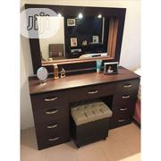 Executive Modern Dressing Mirror With Stool and Table | Home Accessories for sale in Lagos State, Maryland
