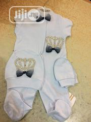 Royalty Overall With Cap And Mittens | Baby & Child Care for sale in Lagos State, Lagos Island