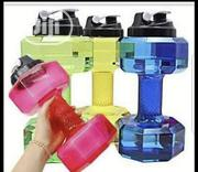 Dumbell Water Bottle | Kitchen & Dining for sale in Lagos State, Mushin