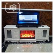 Modern Electric Fire Place Decorations / Tv Stand. | Furniture for sale in Lagos State, Amuwo-Odofin