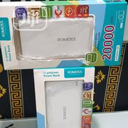 ROMOSS Sense 6 20000mah External Battery Pack Power Bank - White | Accessories for Mobile Phones & Tablets for sale in Lagos State, Ikeja
