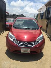 Nissan Versa 2015 Red | Cars for sale in Lagos State, Isolo