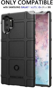 Defender Back Case Rugged Protection For Samsung Galaxy Note 10+ | Accessories for Mobile Phones & Tablets for sale in Lagos State, Ikeja
