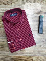 Polo Ralph Lauren Tiny Draft/Check Cutton Shirts | Clothing for sale in Lagos State, Lagos Island