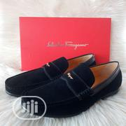 30% Off Salvatore Ferragamo Suede Men's Shoes | Shoes for sale in Lagos State, Surulere