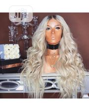 Cute Human Hair Wig With Frontal | Hair Beauty for sale in Lagos State, Ikeja