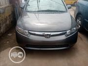 Honda Civic 2008 1.8 EX Automatic Brown | Cars for sale in Lagos State, Ikeja