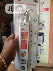 Ellington Surge Protector Extension Wire 4ways | Computer Accessories  for sale in Abuja (FCT) State, Central Business Dis