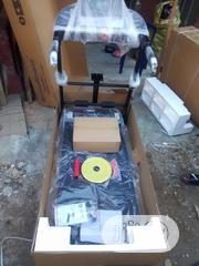 2hp Treadmill With Massager And Dumbbell And Twister   Sports Equipment for sale in Lagos State, Gbagada