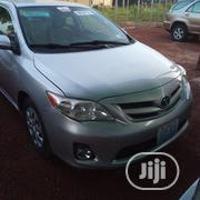 Toyota Corolla 2012 Gray | Cars for sale in Enugu State, Igbo-Eze North