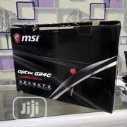 MSI Optix 24C Freesync LED Curved Gaming Monitor | Computer Monitors for sale in Lagos State, Ikeja
