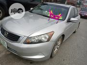 Honda Accord 2.4i VTec Executive 2008 Silver | Cars for sale in Rivers State, Port-Harcourt