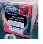 Sea Gold Sold Car Battery In Ajah Sangotedo Lekki 75ahms | Vehicle Parts & Accessories for sale in Lagos State, Ajah
