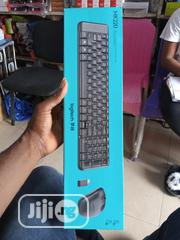 Logitech Wireless Keyboard And Mouse (Mk220) | Computer Accessories  for sale in Lagos State, Ikeja