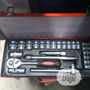 """1/2"""" DR Socket Set 24 Pcs 