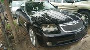Chrysler Crossfire 2008 Black | Cars for sale in Lagos State, Amuwo-Odofin