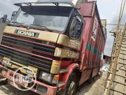 Foreign Used Scania Truck   Trucks & Trailers for sale in Lagos State, Ifako-Ijaiye