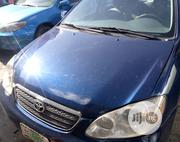 Toyota Corolla 2004 1.4 D Automatic Blue | Cars for sale in Lagos State, Lekki Phase 2