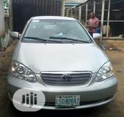 Toyota Corolla 2003 Silver | Cars for sale in Rivers State, Port-Harcourt