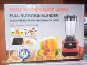 Sony Kitchen Mate Japan,Fill Nutrition, Commercial Blender | Restaurant & Catering Equipment for sale in Lagos State, Lagos Island