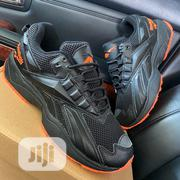 Reebok Hexalite Black and Orange | Shoes for sale in Lagos State, Lagos Island