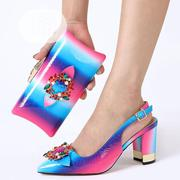 Womens Italian Shoe And Purse   Shoes for sale in Lagos State, Ojo