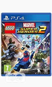 PS4 Lego Marvel Super Heroes 2 | Video Games for sale in Lagos State, Ikeja