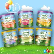 Heinz First Steps Variety Cereals 4m+,7m+, 10 M+   Baby & Child Care for sale in Lagos State, Ikeja