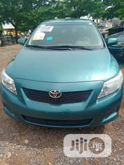 Toyota Corolla 2009 Blue | Cars for sale in Abuja (FCT) State, Central Business Dis