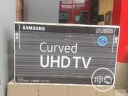 Samsung 55inches Curved UHD Tv | TV & DVD Equipment for sale in Lagos State, Ikeja