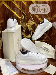 White Alexander McQueen Sneaker | Shoes for sale in Lagos State, Magodo